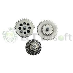 LCT Airsoft Steel Gearset for Type 2 & 3 Gearbox